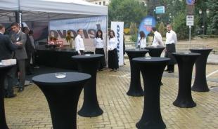 Презентация на 'Lenovo', пл.Батенберг, 300 гости - 26.09.2011