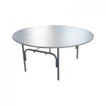 Кръгла маса за кетъринг с диаметър 1,8m