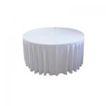 Покривка за кръгла маса